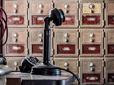 Photograph - Mailbox 237 by Nathan Little