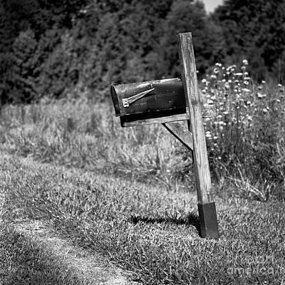 Photograph - Mailbox by Patrick M Lynch