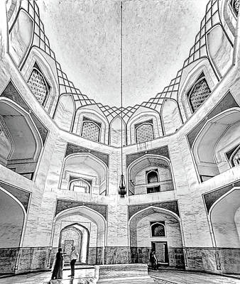 Photograph - Main Chamber by Maria Coulson