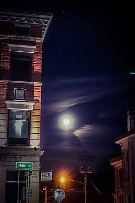 Photograph - Main St by Kendall McKernon