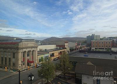 Photograph - Main St To The Mountains   by Christina Verdgeline
