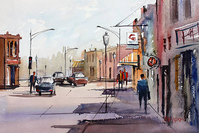 Main Street - Wautoma Original