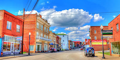 Photograph - Main Street America by Dale R Carlson
