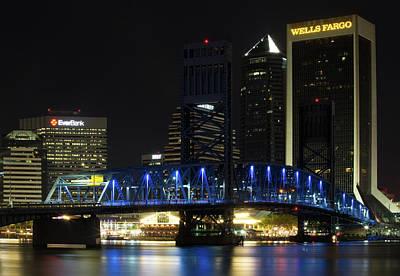Photograph - Main Street Bridge by Art Cole