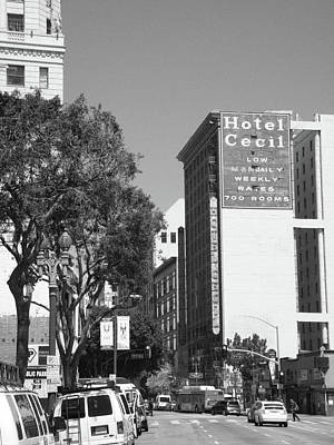Photograph - Main Street Dtla by Hold Still Photography