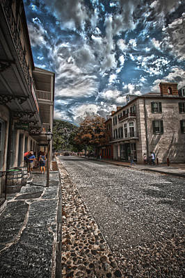 Photograph - Main Street Harpers Ferry by Daniel Houghton