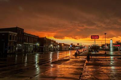 Photograph - Main Street by Joe Scott