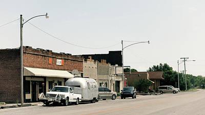 Photograph - Main Street by Nicholas Blackwell