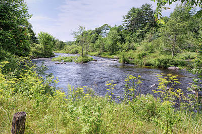 Photograph - Maine Beauty by John M Bailey