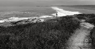 Photograph - Maine Contemplation by Olivier Le Queinec