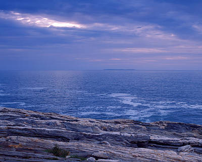 Photograph - Maine Seascape by Rod Kaye