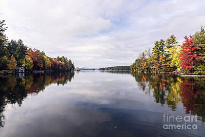 Photograph - Mainer's Fall by Anthony Baatz