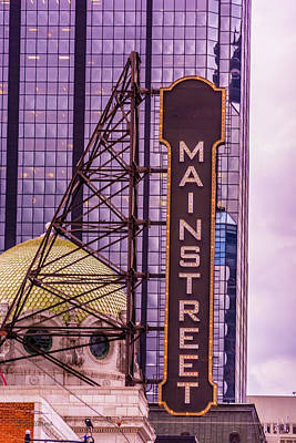 Photograph - Mainstreet by Pamela Williams
