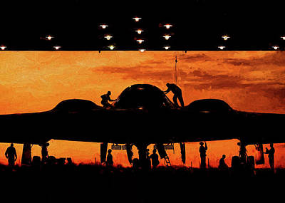 Maintainer  Art Print by JC Findley