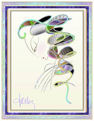 Maitresse-en-titre Art Print