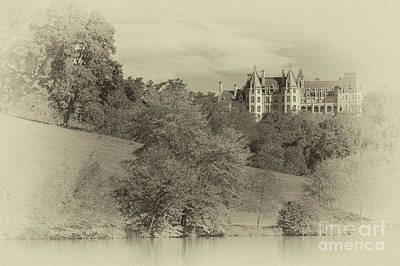Photograph - Majestic Biltmore Estate by Dale Powell