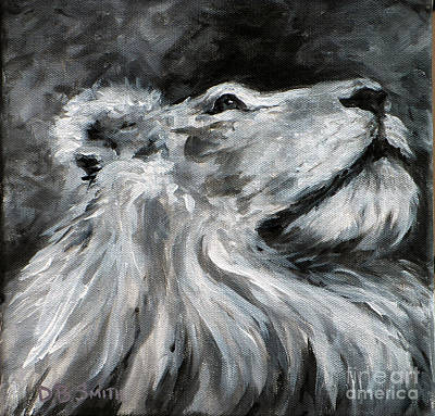 Painting - Majestic by Deborah Smith