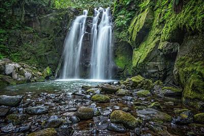 Photograph - Majestic Falls by Joe Hudspeth