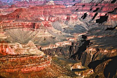 Photograph - Majestic Grand Canyon by Kim Wilson