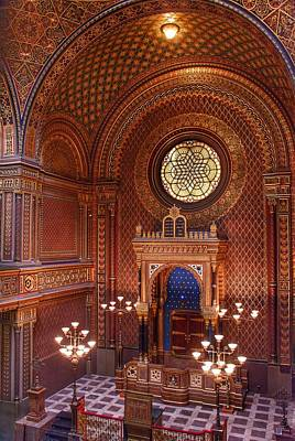 Photograph - Majestic Halls by Kathi Isserman
