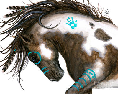 Landmarks Royalty-Free and Rights-Managed Images - Majestic Horse #151 by AmyLyn Bihrle