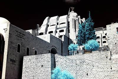 Photograph - Majestic Jerusalem by John Rizzuto