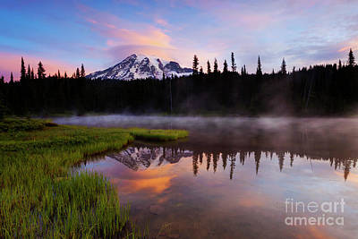 Photograph - Majestic Lenticular Dawning by Mike Dawson