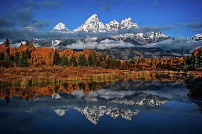 Photograph - Majestic Reflection by Ken Smith