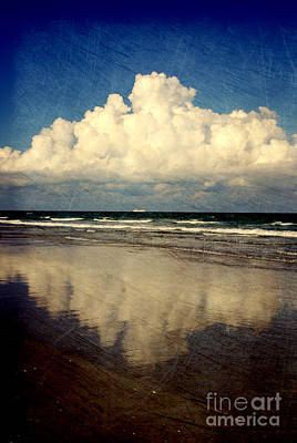 Clouds Photograph - Majestic Reflections by Susanne Van Hulst