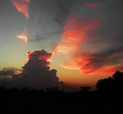 Photograph - Majestic Sky by Atullya N Srivastava