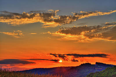Photograph - Majestic Sky by Dale R Carlson