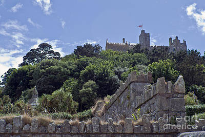 Photograph - Majestic St Michael's Mount by Terri Waters
