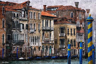 Photograph - Majestic Venice by Ivan Slosar