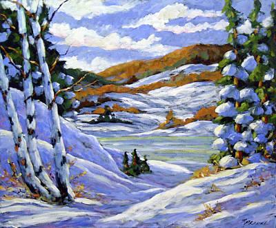 Majestic Winter  Original