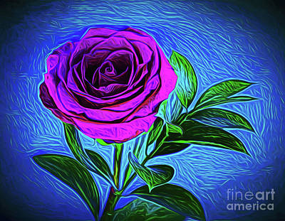 Photograph - Majesty Love 1718-2 by Ray Shrewsberry