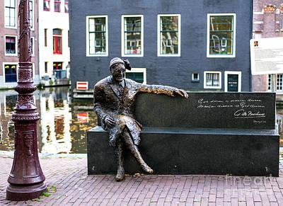 Photograph - Major Bosshardt Amsterdam by John Rizzuto