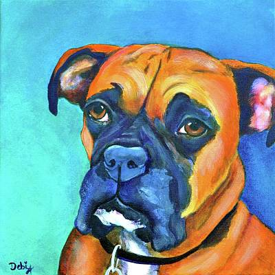 Painting - Major by Debi Starr