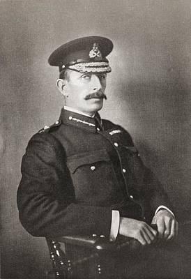 Major-general R A P Clements, Commander Art Print by Vintage Design Pics