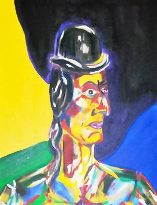 Major Levi Okolona Colbert Art Print