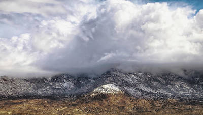 Photograph - Major Storms A Brewing by Elaine Malott