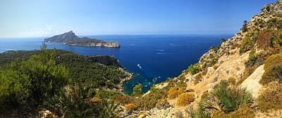 Landscapes Photograph - Majorca Spain Panorama by Matthias Hauser