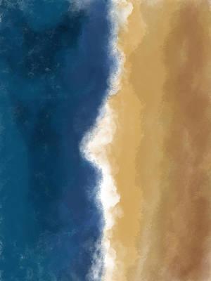 Painting - Makapuu Beach by Bill Owen