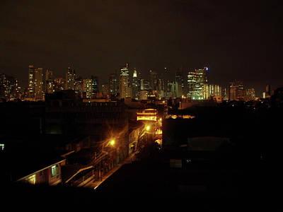 Photograph - Makati Skycraper by SAIGON De Manila
