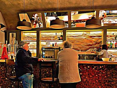 Photograph - Make That Coffee For Two by Dorothy Berry-Lound