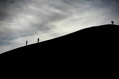 Photograph - Make The Climb by Pradeep Raja Prints