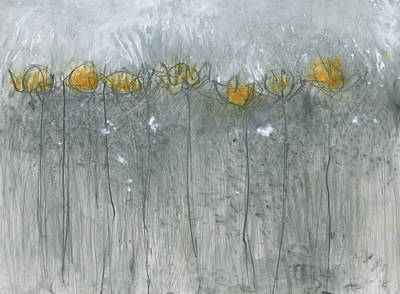 Mixed Media - Make Way For Ducklings by Christine Alfery
