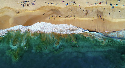Photograph - Makena Aerials by James Roemmling