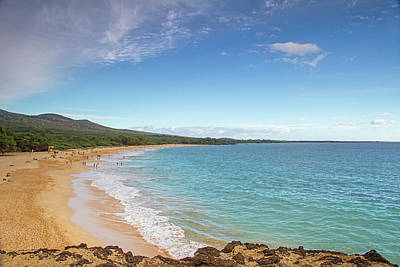 Photograph - Makena Beach by Kunal Mehra