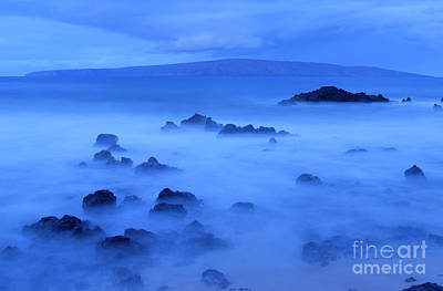 Photograph - Makena Mist by David Olsen
