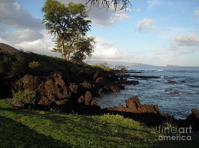 Photograph - Makena Morning by Michelle Welles